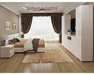 Купить спальню Арника Ирис Компоновка 3