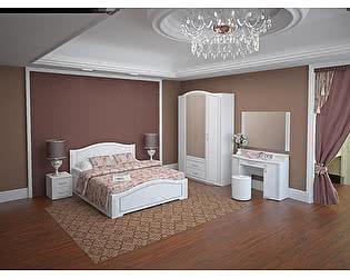 Спальня Ижмебель Виктория компоновка 3