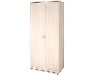 Шкаф Ижмебель Ника-Люкс 21Р для одежды 2-х дверный