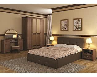 Кровать интерьерная Арника Линда 160х200 с подъемным механизмом
