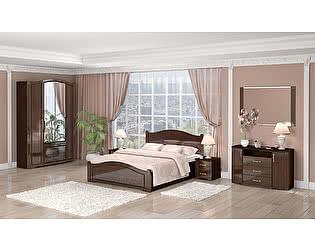 Спальня Ижмебель Виктория вариант компоновки