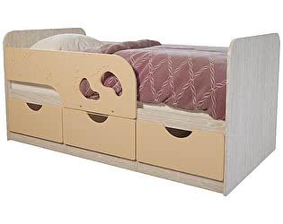 Купить кровать BTS Кровать «Минима Лего», крем-брюле