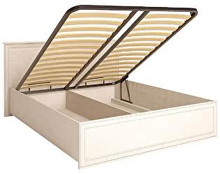 Кровать Ижмебель Венеция 5 двойная (160) с подъемным механизмом
