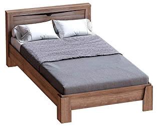 Купить кровать МебельГрад Соренто на 1600 Дуб Стирглинг