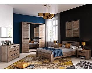 Купить спальню МебельГрад Соренто Компоновка 1 Дуб Стирглинг