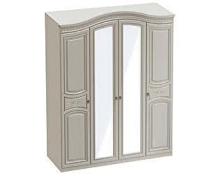 Купить шкаф МебельГрад Николь 4-дверный