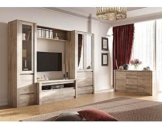 Купить гостиную МебельГрад Монте Компоновка 1