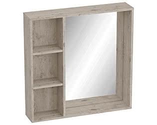 Купить полку МебельГрад Фан с зеркалом