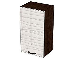 Шкаф-витрина МебельГрад Чикаго 400 с 1 дверцей