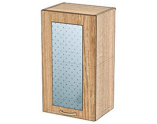 Шкаф-витрина МебельГрад 400 с 1 дверцей