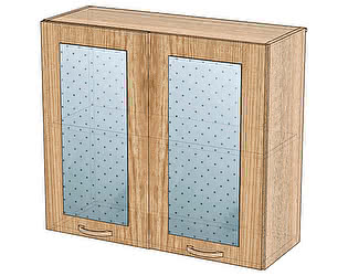 Шкаф МебельГрад 800 с 2 дверцами