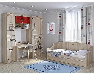 Детская комната Кентавр 2000 Корсика, Компоновка 2