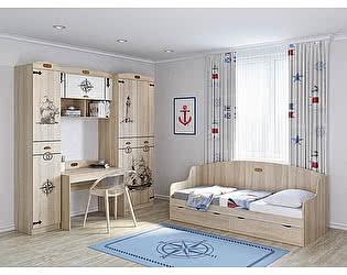 Детская комната Кентавр 2000 Корсика, Компоновка 3