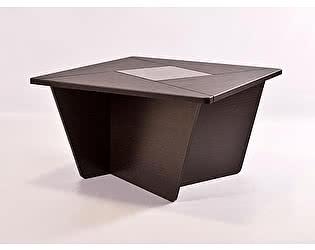Купить стол СБК Атлас дуб венге