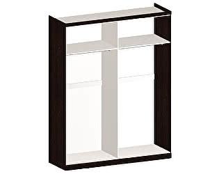 Шкаф СБК Модена 4-х дверный (каркас)