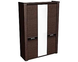 Шкаф СБК Магнолия 3-х дверный