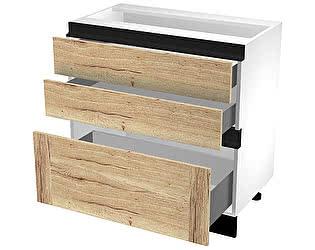 Купить стол СБК Сити СЯ-80 с ящиками