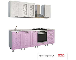 Кухня BTS Афина 2.4 м