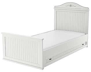 Кровать Интеди Николь ИД 01.530+01.530а 900, с ящиком