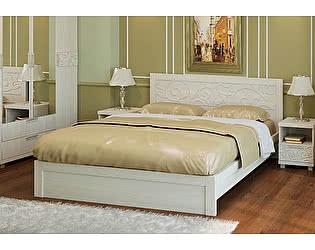 Кровать Арника Ирис (160), мод. 01
