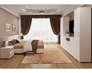 Спальня Арника Ирис, комплектация 2
