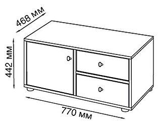Тумба (под вешалку) Спарта СП-03