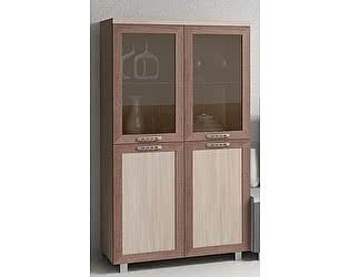 Купить шкаф БАРОНС ГРУПП Квадро распашной 4 фасада 800, ШР.004.800-05