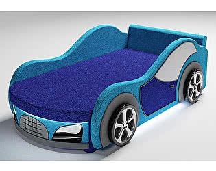 Купить диван Blanes Машина велюр детский