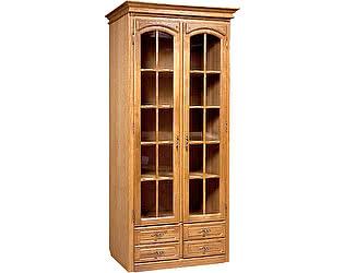 Шкаф с витриной Бобруйскмебель Элбург, БМ-1440-01