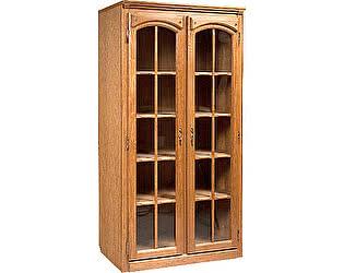 Шкаф с витриной Бобруйскмебель Элбург, БМ-1442