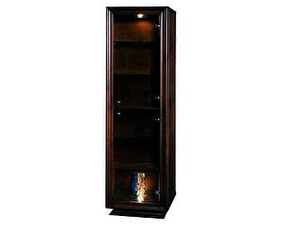 Шкаф-витрина с подсветкой Бобруйскмебель Эвелина, БМ-1766(-01)
