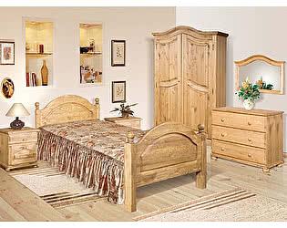 Набор мебели для спальни Бобруйскмебель Лотос 38.01