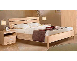 Кровать Валенсия с заглушкой (90) Бобруйскмебель, БМ-1749