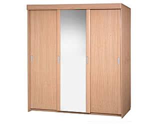 Купить спальню Бобруйскмебель купе Валенсия с зеркалом, БМ-1602-01