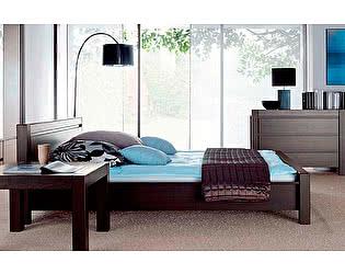 Кровать BRW August LOZ160 с основанием