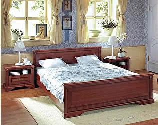 Кровать  BRW Стилиус NLOZ-160