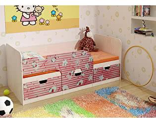 Купить кровать BTS Минима Хэллоу Китти