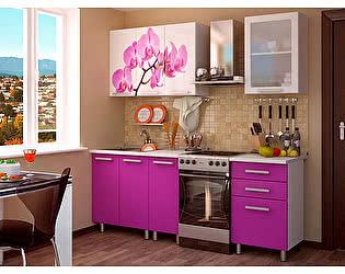 Кухонный гарнитур BTS Орхидея 1,6 м