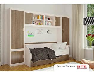 Мебель для детской комнаты BTS Паскаль 4