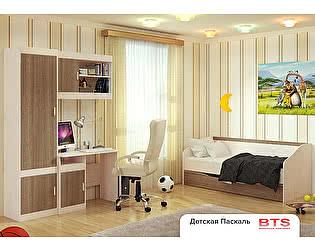 Мебель для детской комнаты BTS Паскаль 3