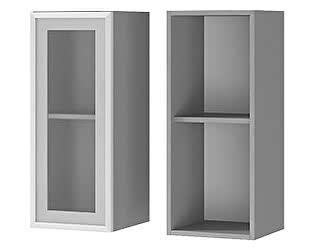 Шкаф BTS Шармель настенный 1-дверный со стеклом 3В2
