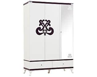 Шкаф 3х дверный Calimera Cute, C101