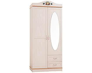 Шкаф 2х дверный Calimera Pearl, Y100