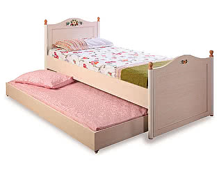 Кровать выдвижная 90 Calimera Pearl, Y108
