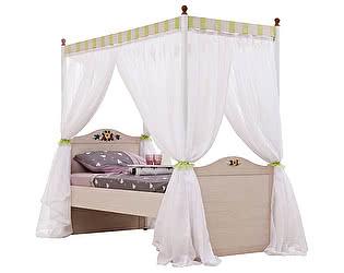 Кровать с москитной сеткой 90 Calimera Pearl, Y114