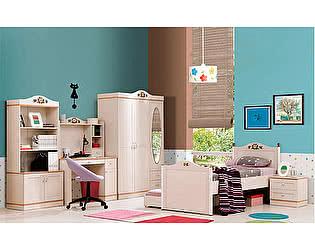 Набор мебели для детской Calimera Pearl, комплектация 1