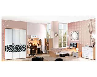 Набор мебели для детской комнаты Calimera Plus, композиция 2