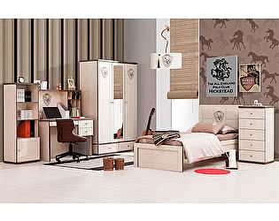 Мебель для детской комнаты Calimera Rider, комплектация 1