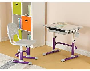 Парта и стул-трансформеры Cubby Karo VG (комплект)