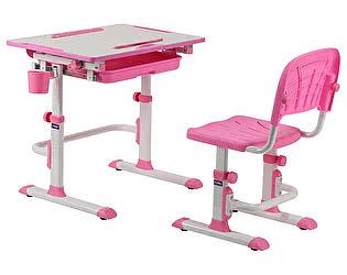 Парта и стул-трансформеры Cubby Karo WP (комплект)